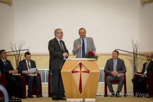 secretar ambasada romana pastor adventist