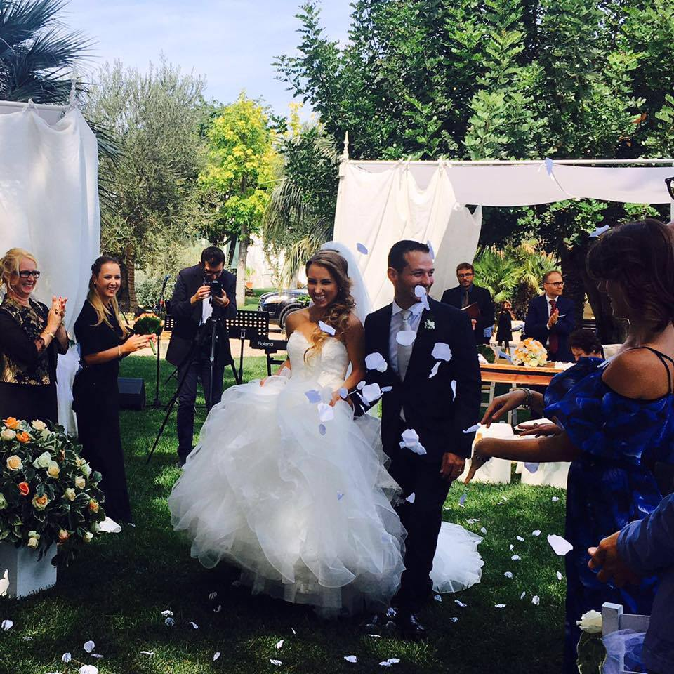 Matrimonio Romano Versione Latino : Bari matrimonio
